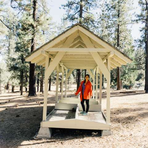 Big Pine Campsite