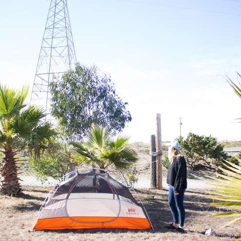 Apple Tree Tent Camp