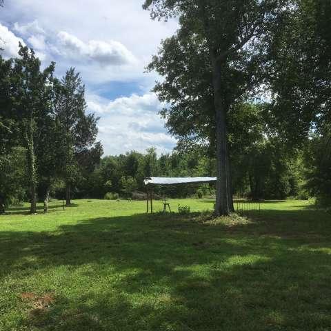 Swamp Rabbit Trail Camping