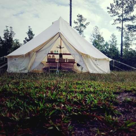 Simple Luxuries 16ft Bell Tent