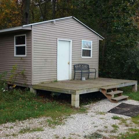 Shoreline Cabin