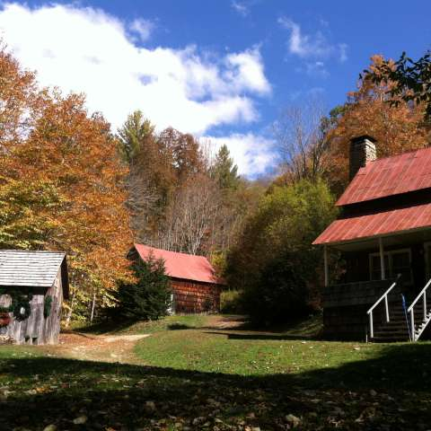 Rustic Old Homeplace