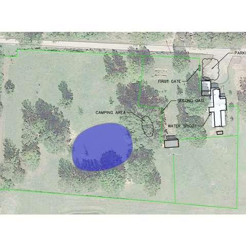 Homesteading Pond Site