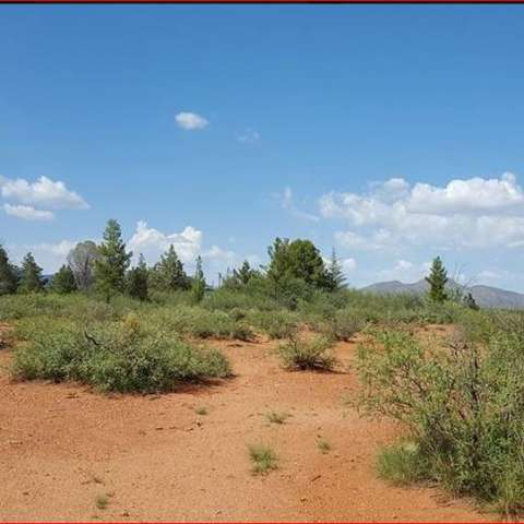High Desert & Mountain Views