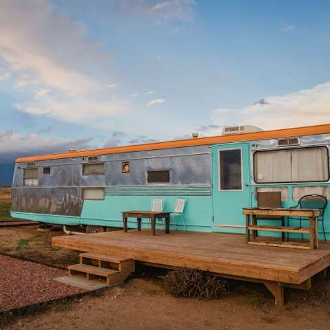 Lavish Vintage Trailer