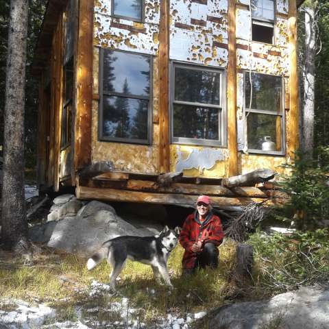 Caribou Hut