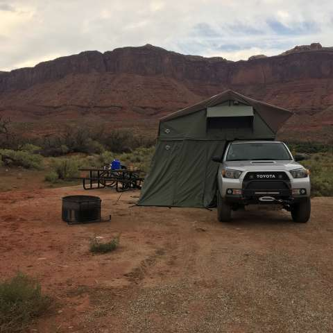 Lower Onion Creek Campground