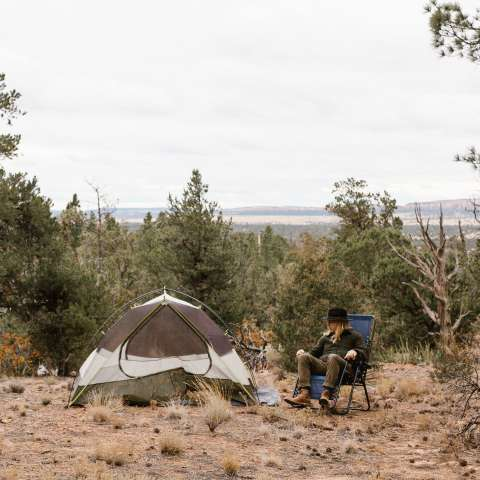 Zuni Mountain Retreat Tent Camp