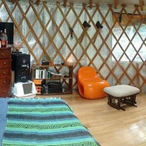 Aculae farms: Yurt living