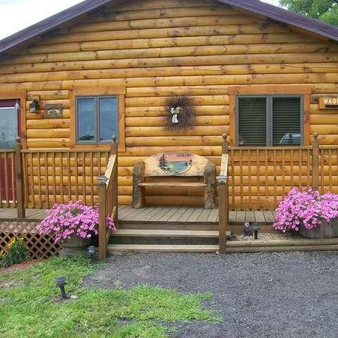Jody Oversight  Log Cabin