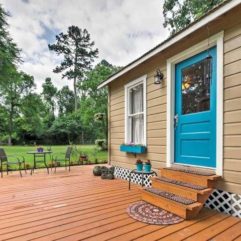 Sweet Home Cabin