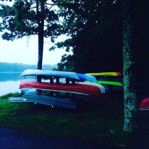 Bushkill Falls Lake Cabin