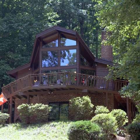 Ragstiff Cabin