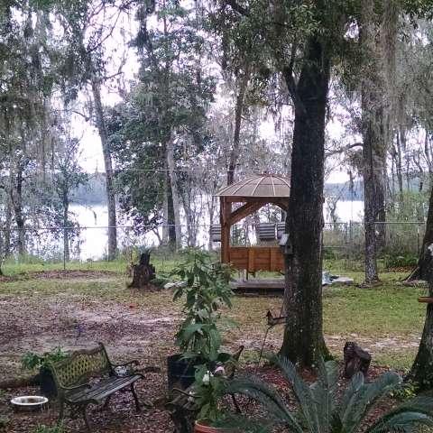 Goat House Farm RV/Vehicle Site
