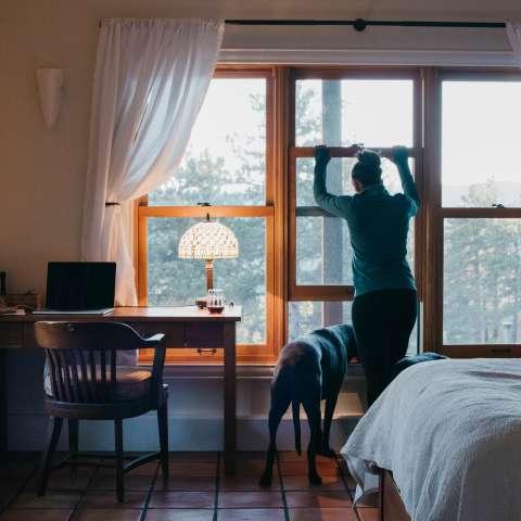 Boulder Foothills Apartment