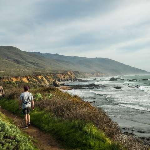 Andrew Molera Trail Camp