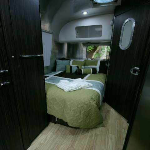 Airstream Luxury Camp