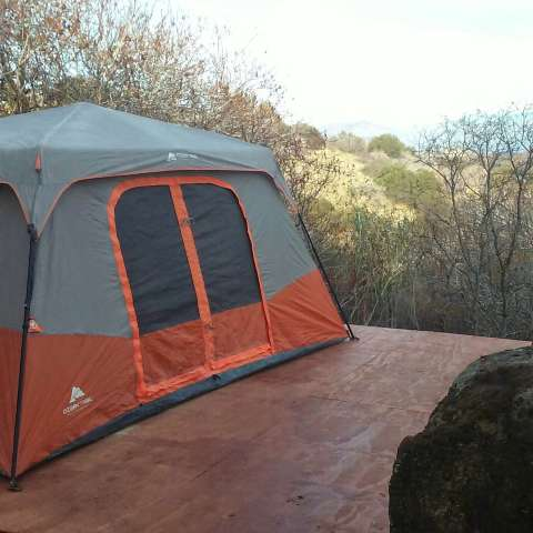 Kings canyon- Sequoia camp