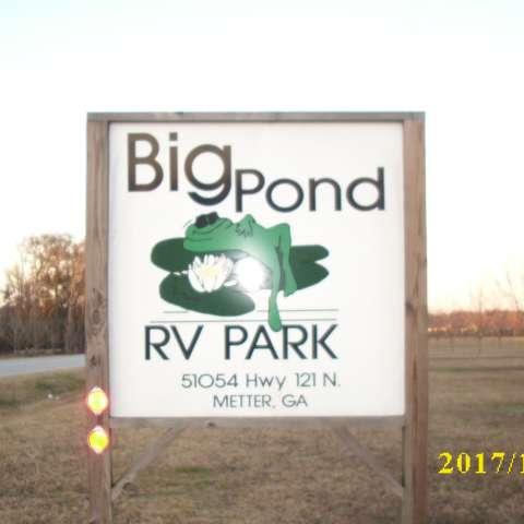 Big Pond RV Park