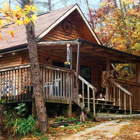Lukes cabin
