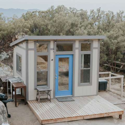PCT Trailside Cottage