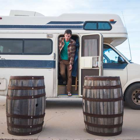 RV Dry Camp w/ Tour & Tasting