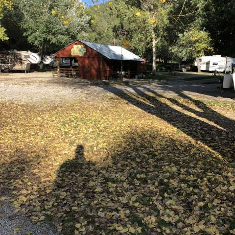 The Camp@Cloudcroft -Tent Sites