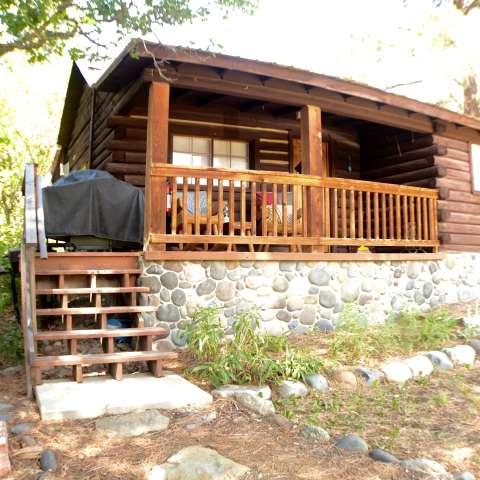 Harman Cabin