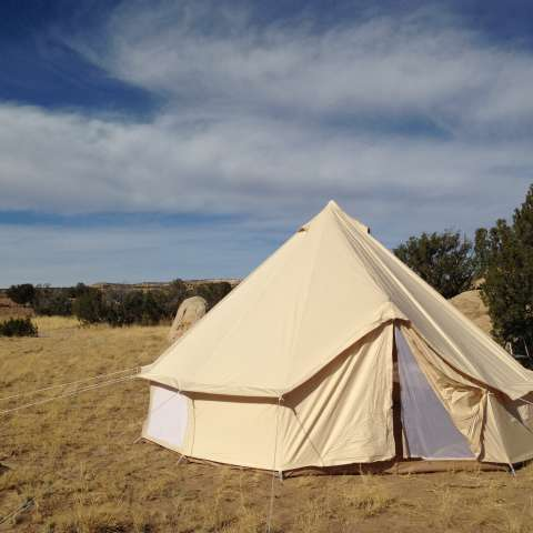 Wilderness OFF GRID Experience