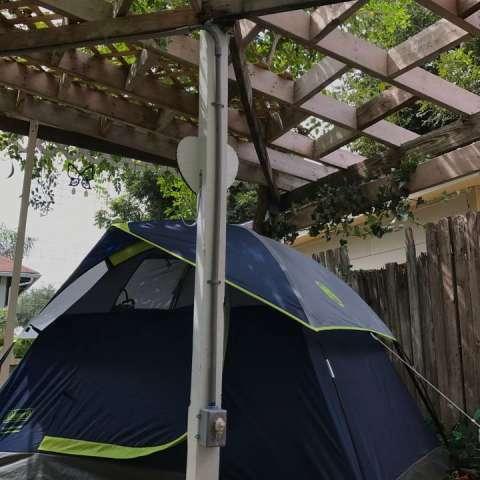 Tentiest Tent in San Antonio