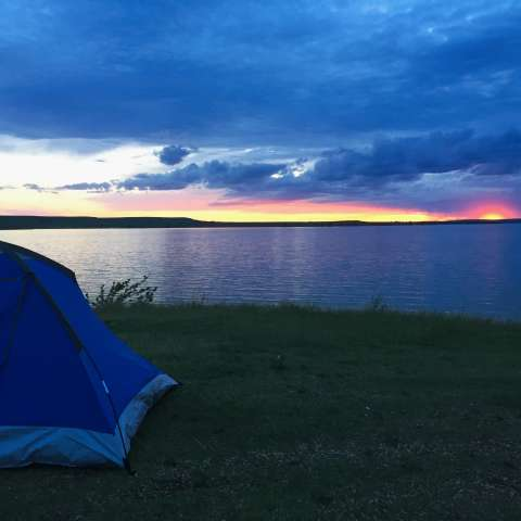 Lucas Park Campground