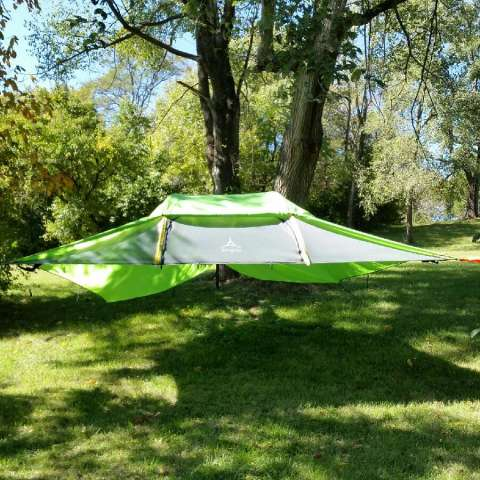 Suspended Tentsile Tent for you