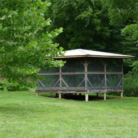 Sanctuary Camping at UpS