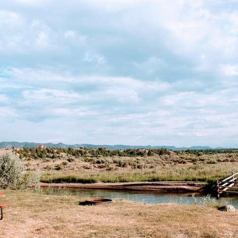 Southern Utah Riverfront Camp