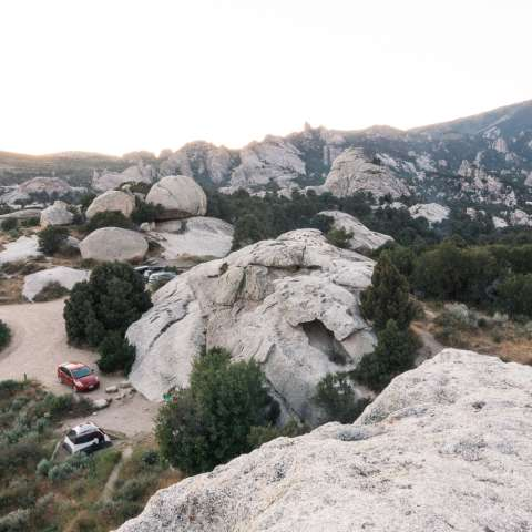 City of Rocks Campground