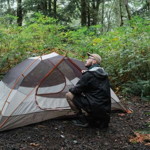 Garrett Family Farm Tent Sites