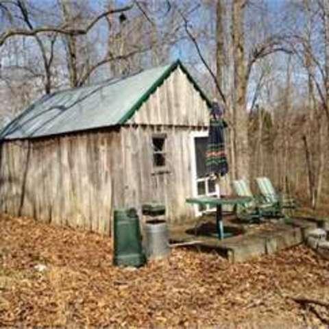 Bonnieville camp