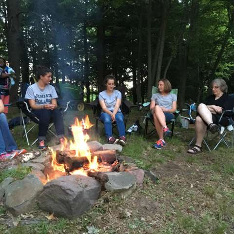 Pine Hill Camping