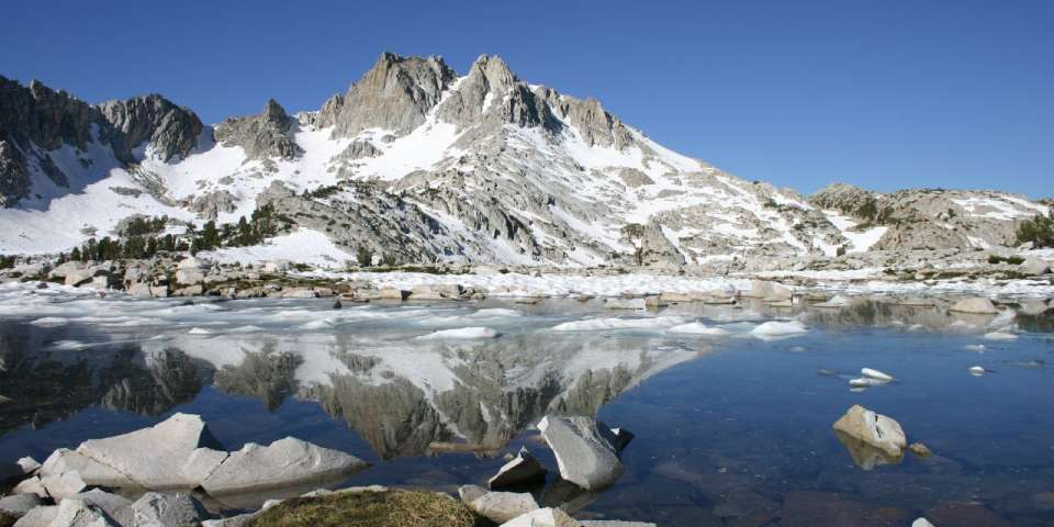 Hiking the John Muir Trail... All 200+ Miles of It!