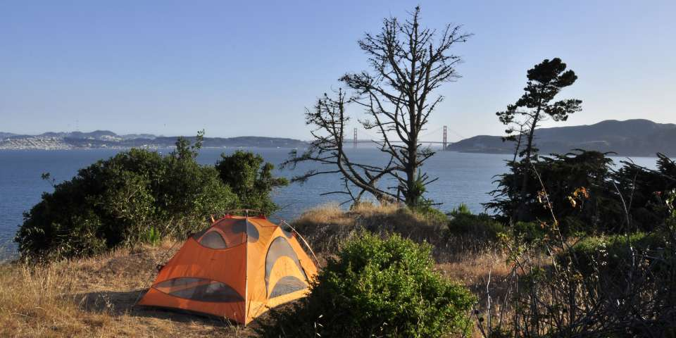 Hipcamp Hits the Road: Angel Island