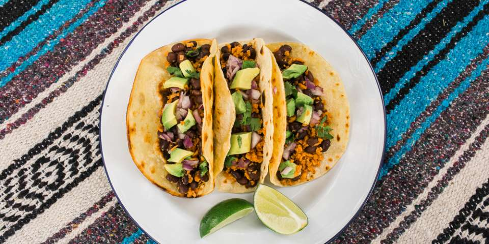 Camp Chef: 5 Ingredient Vegan Tacos by Fresh Off The Grid