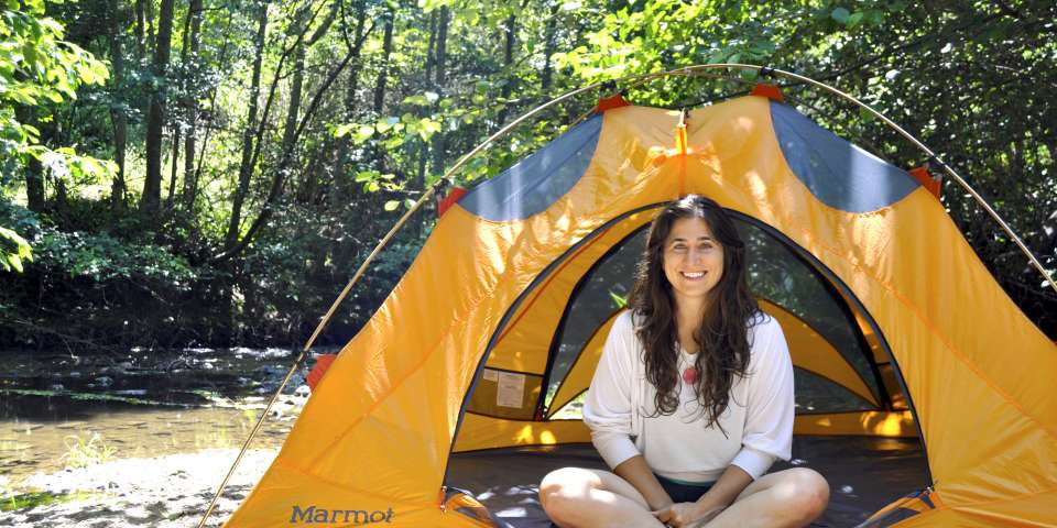 Alyssa's Adventure with Founding Hipcamp