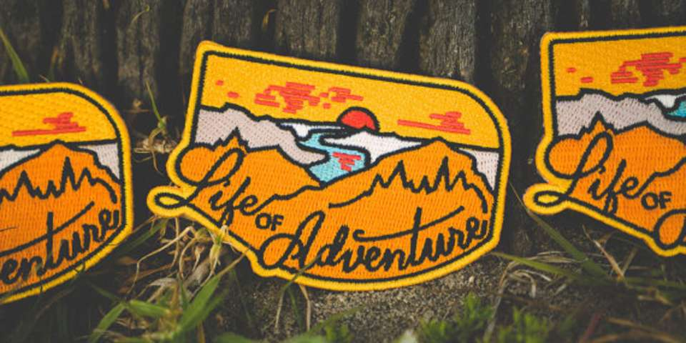 13 Patches And Pins That Inspire Us to Get Outside