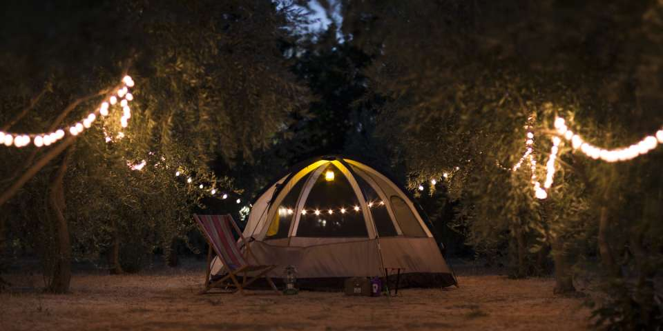 Girls' Night Out(side): How to Host a Campy Bachelorette Party