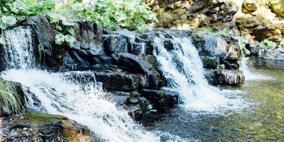 Spring Guide to Waterfall Camping in California