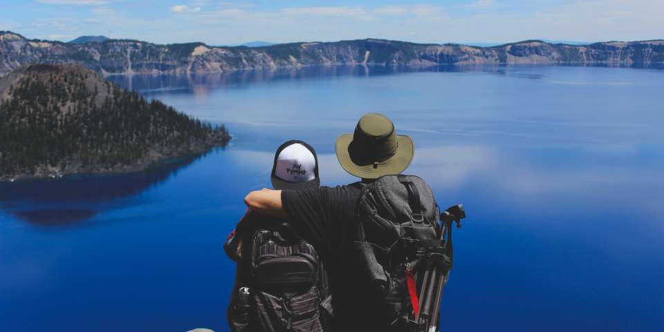 Eva and Jordan Go: The 47 National Park Adventure
