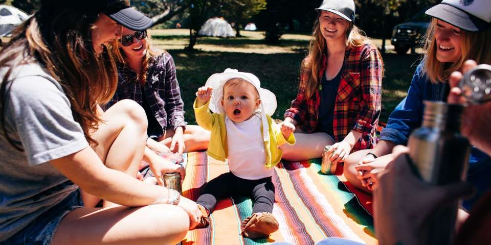 Why You Should Take Your Baby Camping Right Now