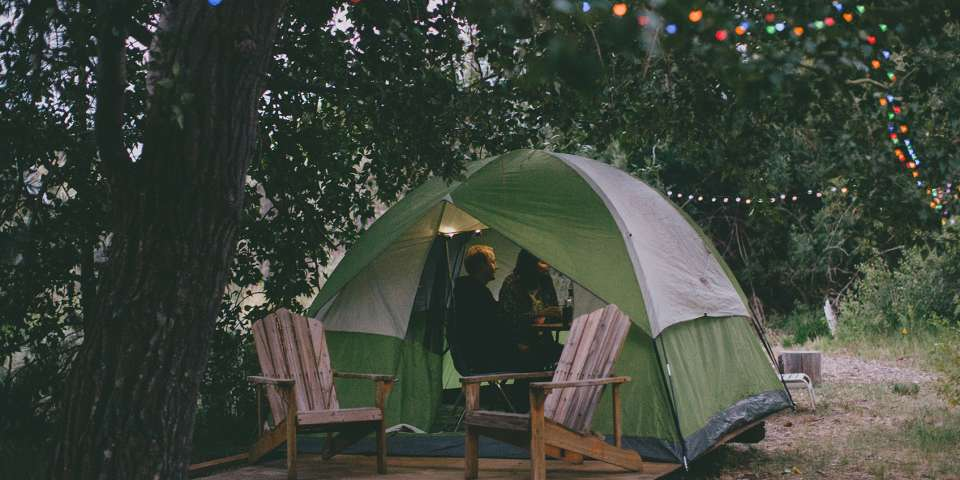 5 Tips for Turning Your Campsite Into Your Sanctuary