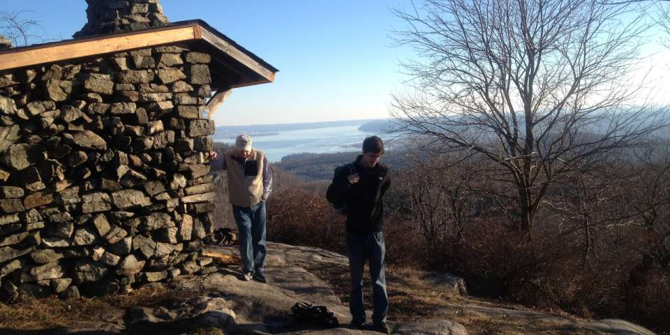 A New York Microadventure: West Mountain Shelter in Harriman State Park