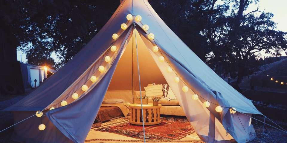 Northern California's Most Romantic Camping Retreats